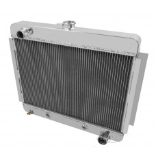 Radiator Part #6267 Aluminum Radiator