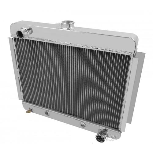 Radiator Part #6267 Aluminum Radiator