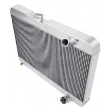 1963 Pontiac Tempest Aluminum Radiator