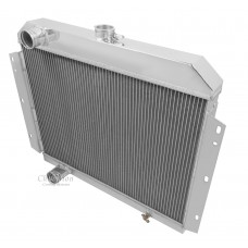 1967-1969 International Scout Aluminum Radiator