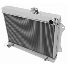 1972-1975 Jensen Healey Aluminum Radiator