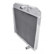 1955-1959 GMC Truck Aluminum Radiator