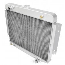 1974 - 1978 Dodge Ramcharger Aluminum Radiator