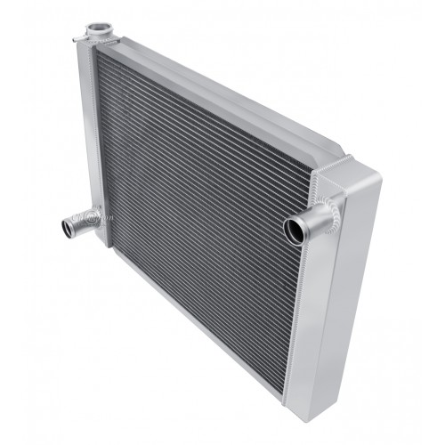 "Universal 3 Row Crossflow 22"" Core Radiator"