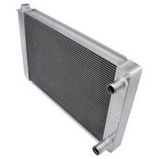 "Universal 3 Row Dual Pass Crossflow 26"" Core Radiator"
