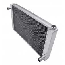 "Universal 3 Row Crossflow 28"" Core Radiator"